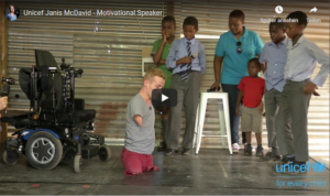 Janis McDavid | UNICEF